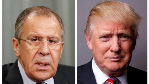 还普京人情?特朗普敏感时刻将会晤访美俄外长