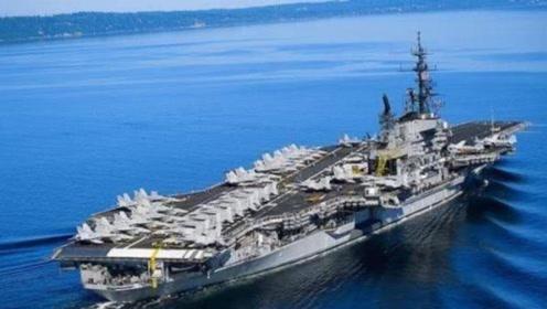 航母直冲东海而来,13架王牌舰载机停满甲板,俄:这次来者不善