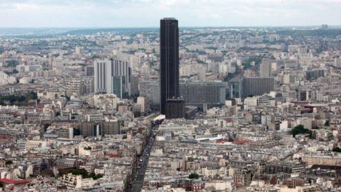 高209米的巴黎第一高楼,仅次于埃菲尔铁塔,当地人却不喜欢