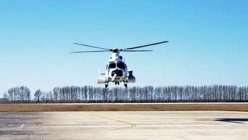 """中国这款直升机,为何装了一把超长""""刺刀"""""""