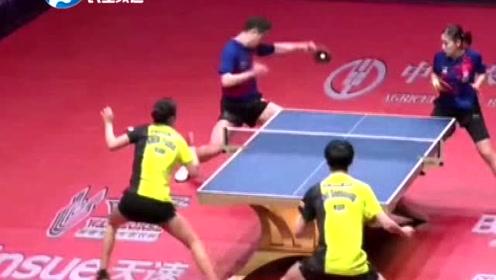 2019年国际乒联世界巡回赛总决赛在郑州开战