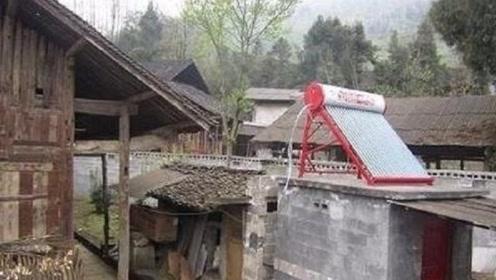 农村房顶风靡的太阳能,为何突然销声匿迹了,专家:没被禁,自然淘汰