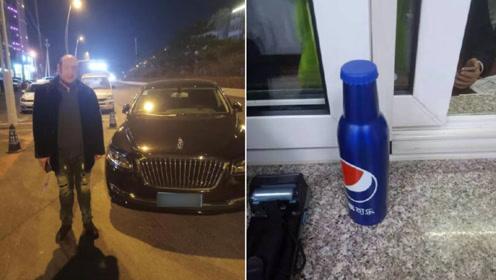 """喝""""可乐""""会被查出酒驾?长春无证司机花式躲酒驾 结果玩砸了"""