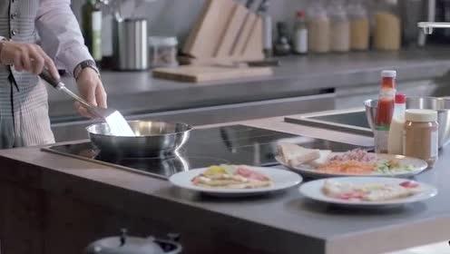 欢乐颂2:包奕凡给安迪做了早餐!满满的都是爱呢!