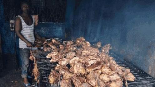 备受非洲人喜爱的3种美食,中国吃货看完后直言:难以接受!