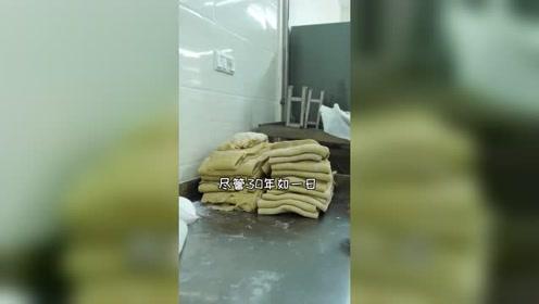 广州少数的手工竹升面,很多人吃了30年还不知道它的名字