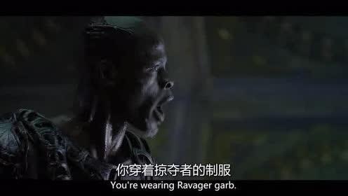 银河护卫队:这些外星人的科技也太强了吧!看得我两眼冒星星!