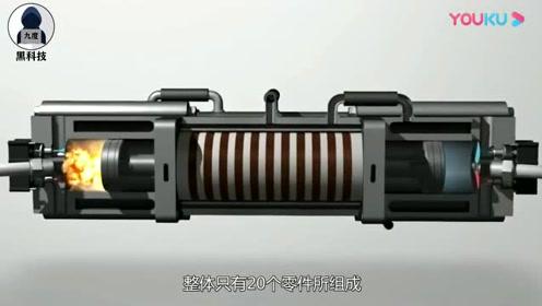 以色列发明单缸发动机,整体只需20个零件,1箱油可以跑1600公里!