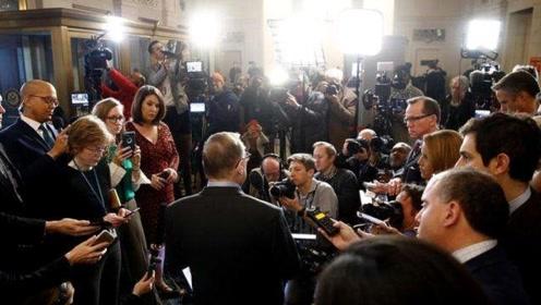 """美媒:共和党不仅会驳回弹劾指控,还会让特朗普""""无罪释放"""""""