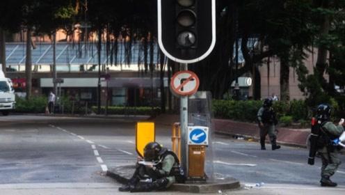 美学者:莫再向香港暴徒释放错误信号