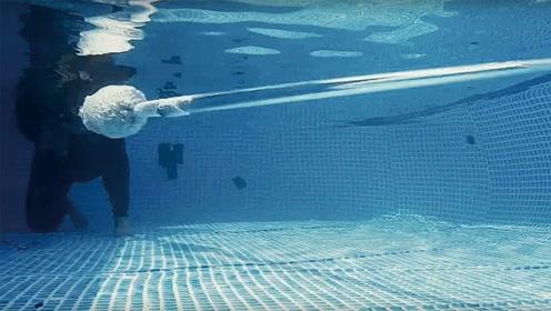 揭秘美军超空泡弹药,水下杀伤力惊人,对蛙人水雷威胁极大