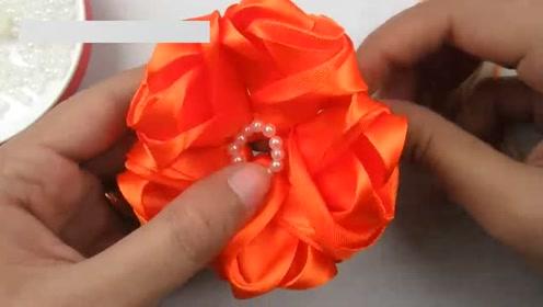 趣味小制作:做漂亮绢花