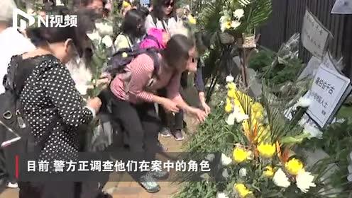 5名暴徒涉嫌扔砖砸死香港七旬老人被捕,最小仅15岁
