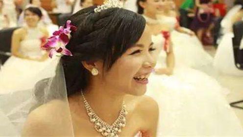 我才是新娘!女子闯进婚礼现场纠缠新郎,新娘先懵后狂喜