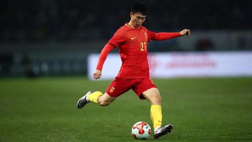 韦世豪或留洋西甲!韩球迷发文嘲讽:梅西会被他踢断腿吧?