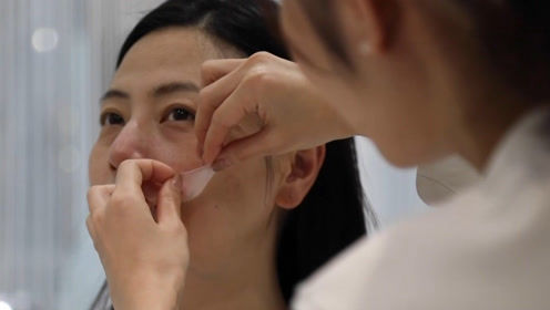 """1微米!日本推出超薄""""人工皮肤""""面膜 堪称""""画皮"""""""