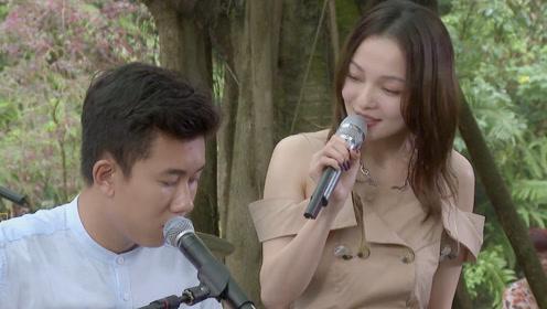 【知遇live·广州】张韶涵与自闭症孩子合唱《隐形的翅膀》 观众热泪盈眶