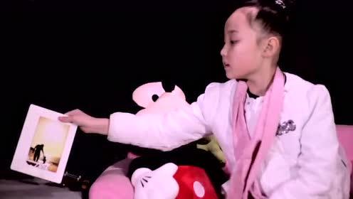 一首《滴答》让4岁小女孩一曲成名,赵薇和小四月都感动了
