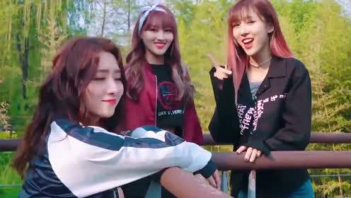 女团Dreamcatcher《真的真的》完整版MV 青春活力