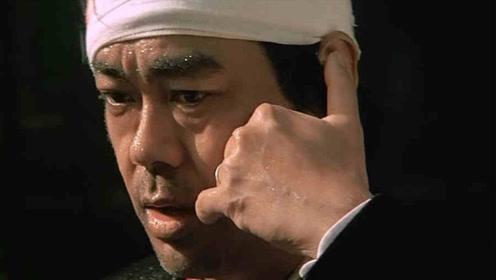 《无间道》之后最好的港片,刘青云、林家栋双影帝狂飙演技