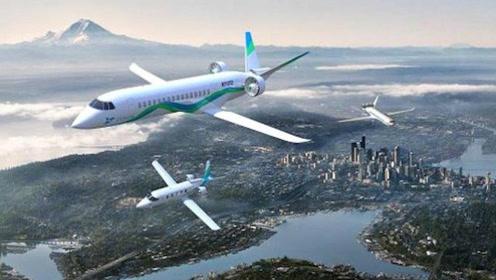 波音首发电动飞机,从上海飞北京每人只要30元,坐飞机像打的