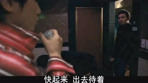 韩国大叔为妹妹打包不平,调教小舅子,被打的鼻青脸肿!