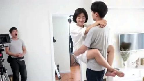 《致我们单纯的小美好》陈小希和江辰的甜蜜花絮,网友:狗粮太甜!