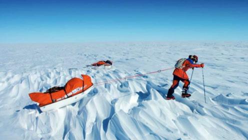"""历时四个月,徒步往返南极点,这是他人生最""""傲慢""""的旅程"""
