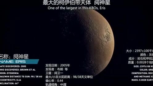 新视野号纪录片:冥王星之年