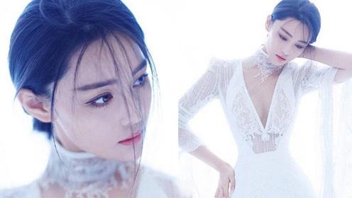 张馨予写真曝光秀好身材 网友:李晨当初选择可能是错的