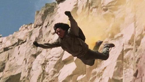 成龙电影中最危险的动作,好莱坞巨星个个点赞!