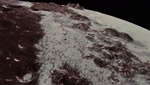 新视野号掠过冥王星