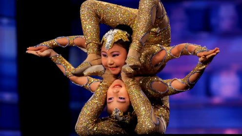 平均9岁中国女孩登美国舞台 高端度舞蹈惊艳世界