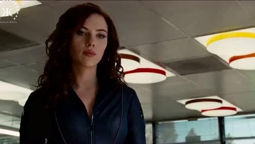 钢铁侠2 :托尼斯塔克遇到黑寡妇 餐厅现场精彩强势爆料