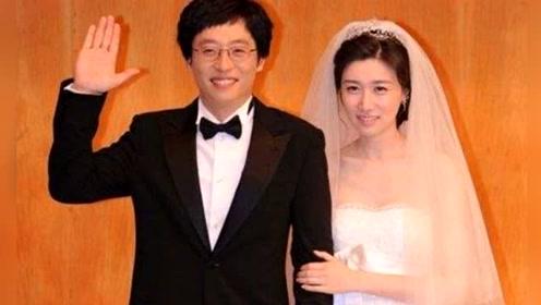 恭喜!刘在锡老婆怀第二胎 结婚10年再得一子