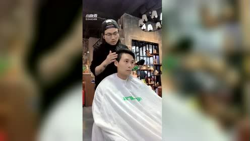 兄弟,我的头发怎么没了
