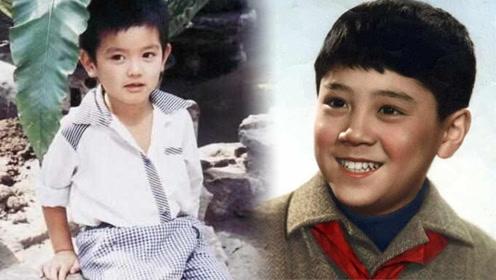 爸爸们童年照曝光 陈小春和小小春好像 杜江吴尊超帅!