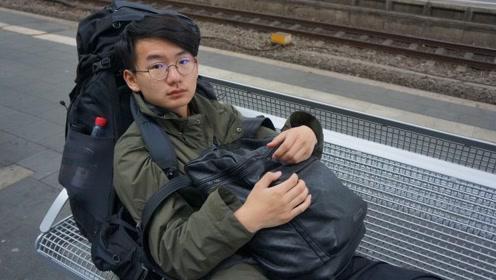 搭辆火车去伦敦大结局:历时17天最终抵达伦敦