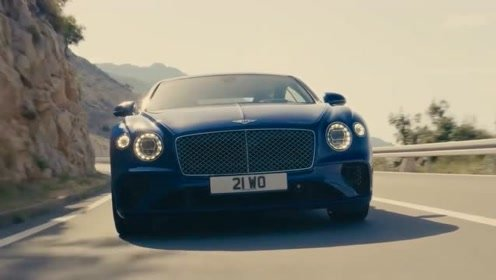 宾利 Continental GT 超跑!