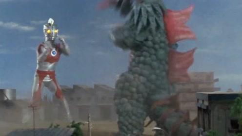 艾斯奥特曼超强的激光技能,高斯奥特曼因为怪兽失败而沉默