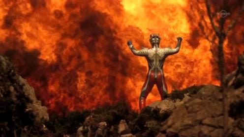 艾克斯奥特曼穿上赛罗奥特曼的终极铠甲,也能爆发出强大的威力