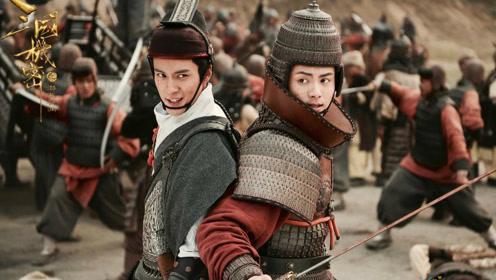 感人!这首歌唱出了《潜龙在渊》中司马懿和刘平的兄弟情
