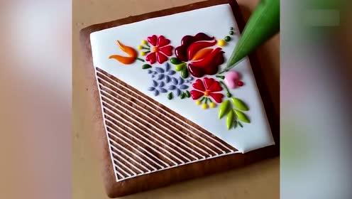 开挂的画家们 这技法和创意绝了