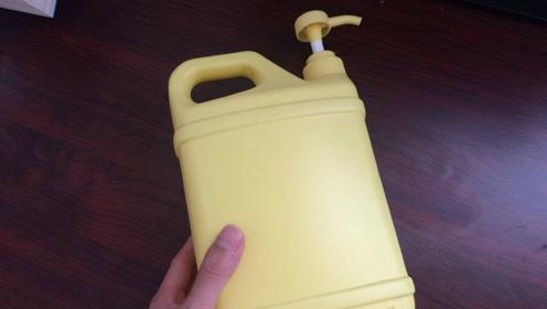 洗洁精空瓶子还舍得扔掉吗?改造一下这样用,看到的人都会收藏