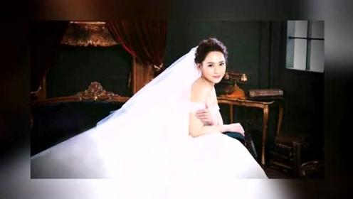 阿娇大婚梦幻婚纱曝光 年度最美新娘无疑了