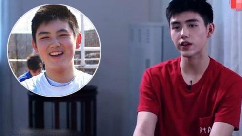 陈凯歌儿子陈飞宇讲述减肥经历 从210斤到帅小伙不被家人理解