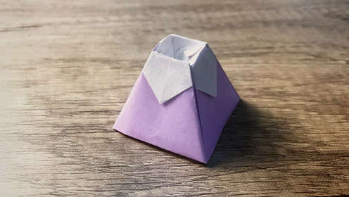 折纸纽扣花步骤