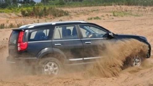 被忽视的国产实力SUV,2.0发动机+4缸+4驱,不到10万却少有人注意
