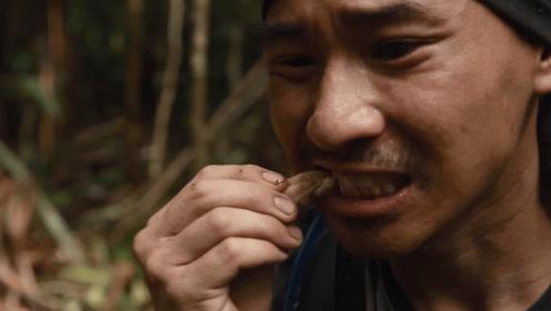 给食人族品尝辣椒粉,吃大虫子,他们与中国厨师贴身热舞