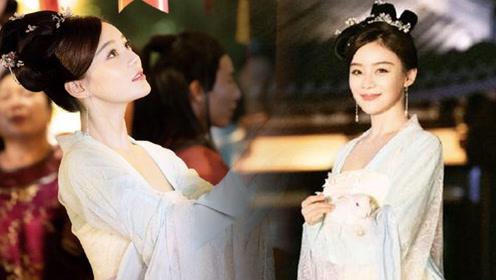袁姗姗古装造型再度惊艳,网友让她演大女主剧呼声很高
